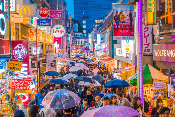 Best destinations for women - Tokyo Japan
