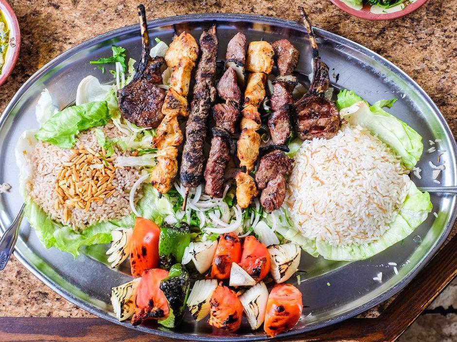 Best Halal restaurants in Budapest