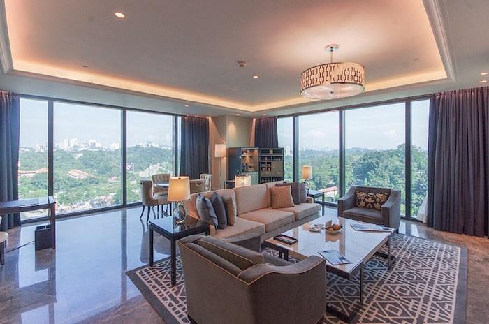Best Muslim friendly hotels in Kuala Lumpur - St Regis