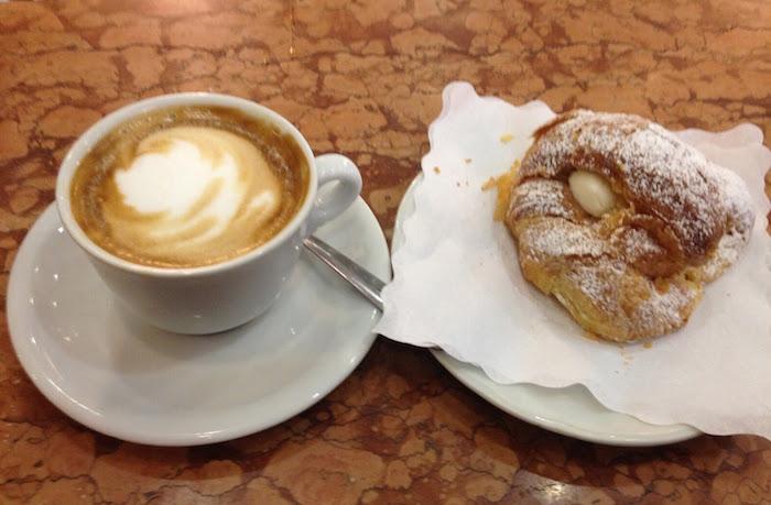 Halal food in Rome – Coffee