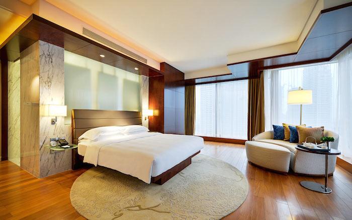 Grand Hyatt hotel in Kuala Lumpur