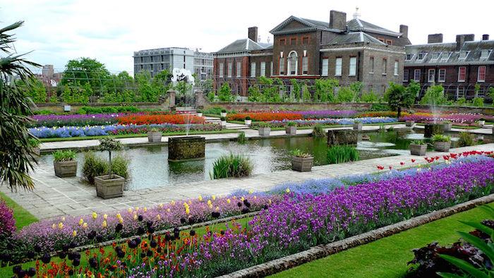 Halal friendly places to visit in London - Kensington Gardens
