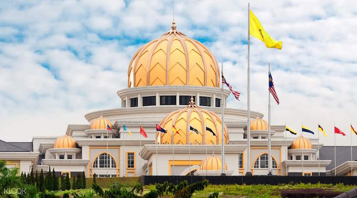 Istana Negara - KL City Tour