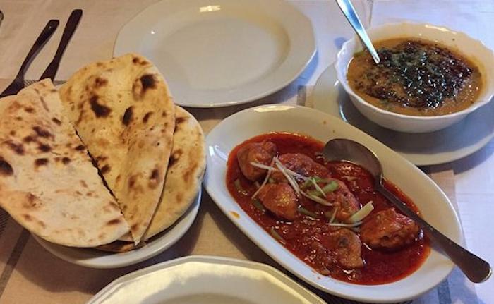 Mughal Shahi Pakistani Restaurant Budapest