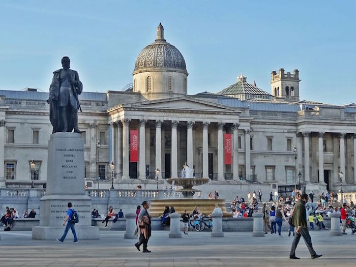 Muslim friendly attractions in London - National Gallery