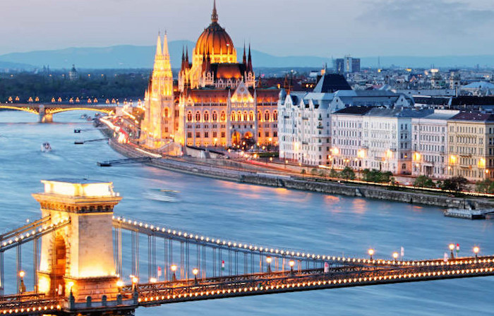 Reasons to visit Budapest for Muslims