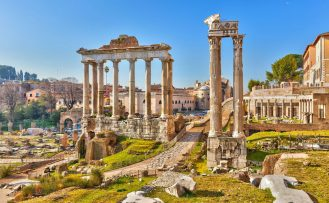 Rome travel guide for Muslim travellers
