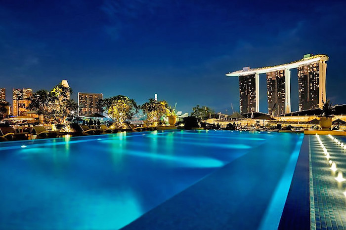 Singapore Muslim friendly top hotels