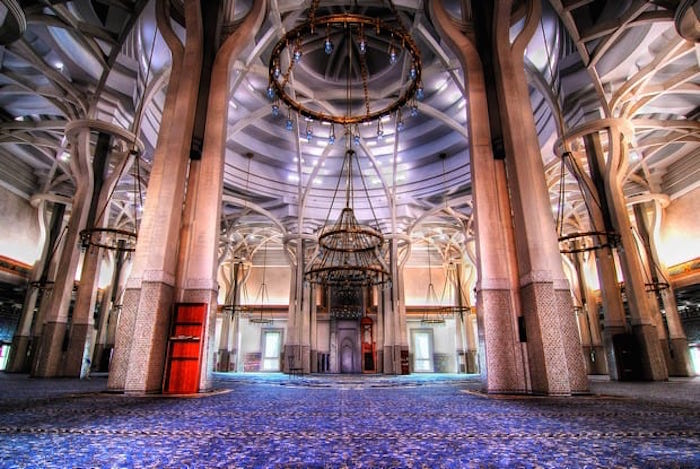 Halal friendly places in Rome - The Great Mosque of Rome