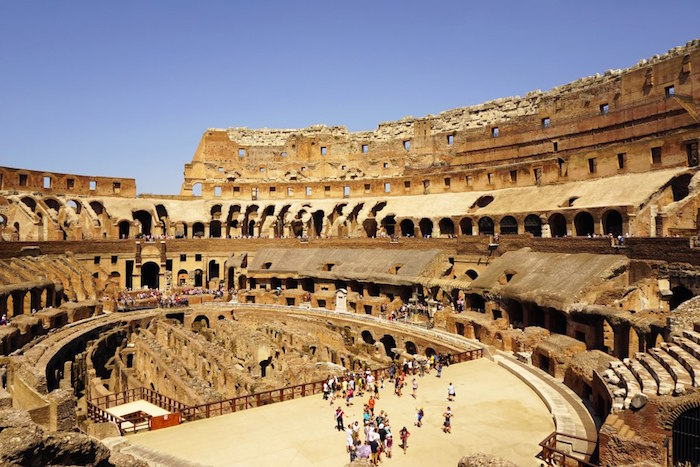 Top places in Rome - Colosseum