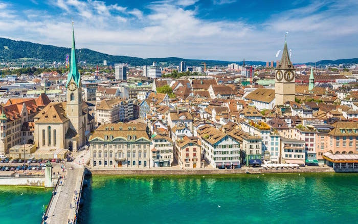 Travel guide to Zurich for Muslim travellers - info