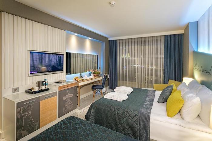 Wind of Lara Hotel in Antalya Turkey