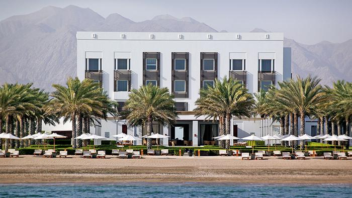 Best luxury hotels in Oman - The Chedi Muscat