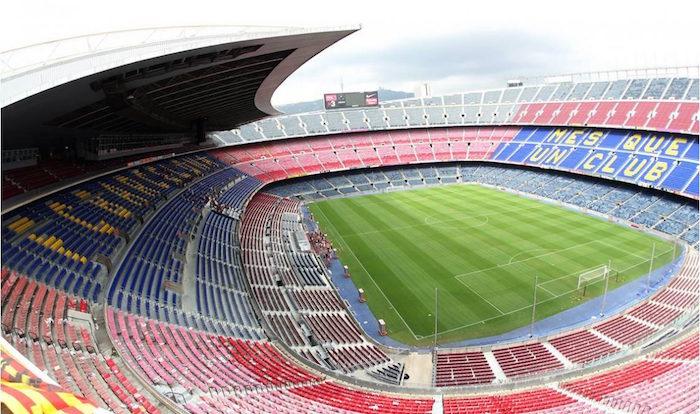 Camp Nou experience tour - FC Barcelona stadium