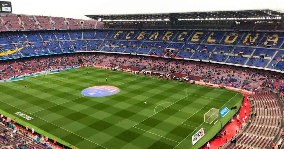Camp Nou tour discount