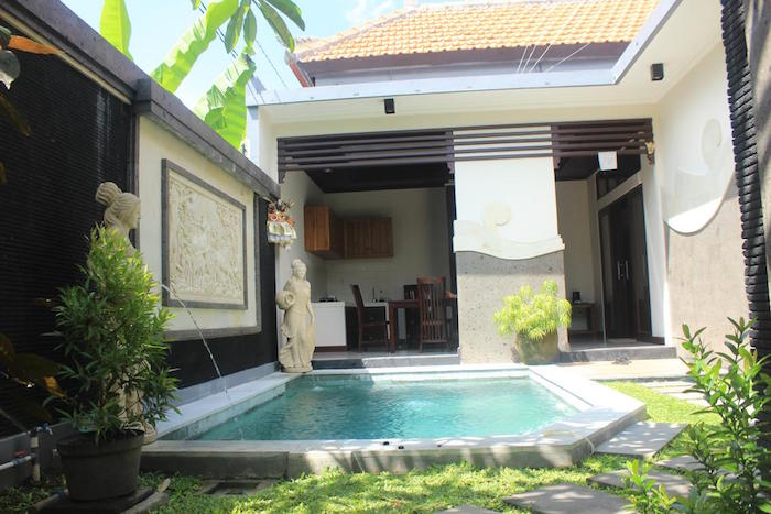 Cheap Bali villas with private pool - Alit Bali Villa