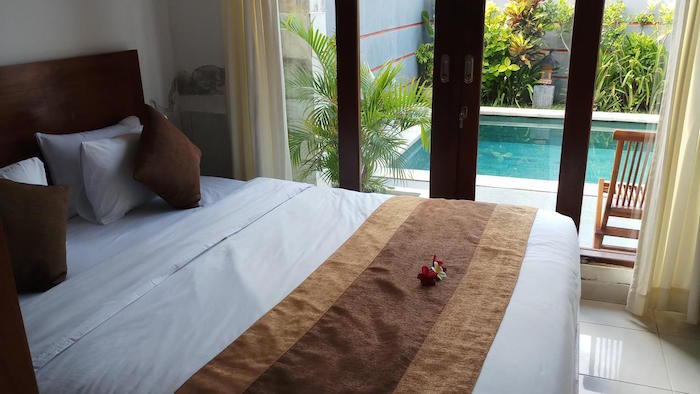 Cheap Bali villas with private pool - Villa Dencarik