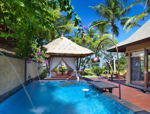 Cheap Bali villas with private pool