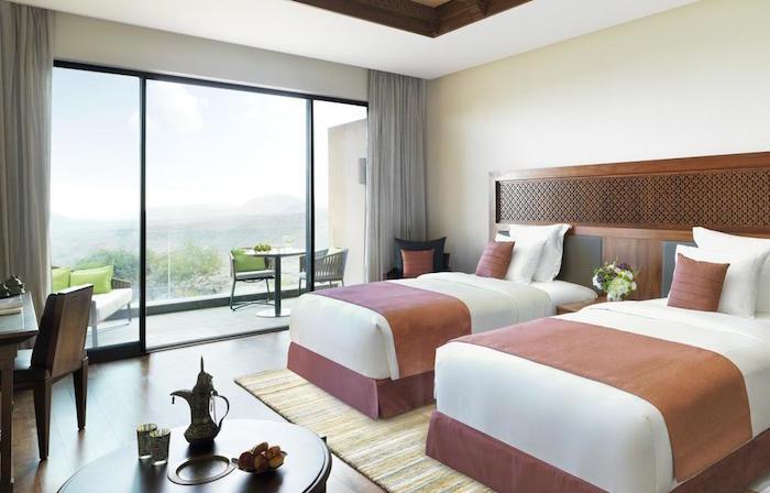 Five star hotels - Anantara Al Jabal Al Akhdar in Oman