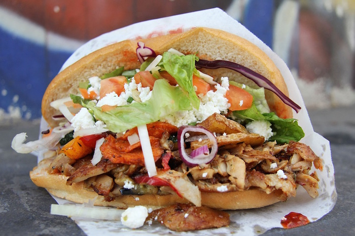 Halal foods you have to try in Istanbul - Doner
