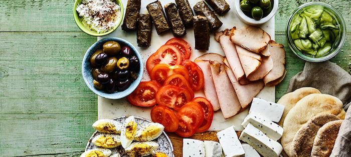 Halal foods you have to try in Istanbul - Turkish Breakfast