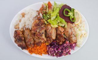 Halal restaurants in Malta