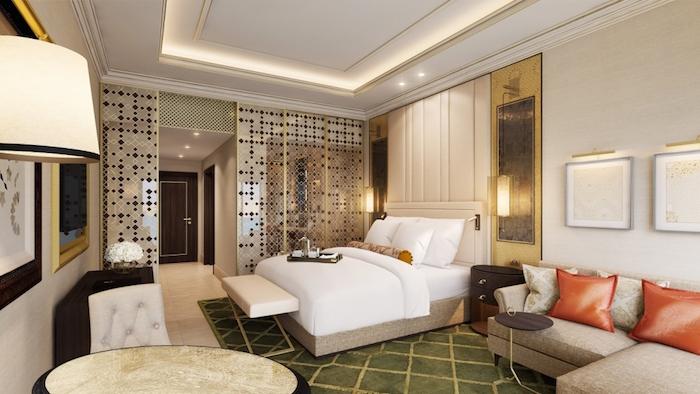 Luxury five star hotels in Oman - Al Bustan Palace