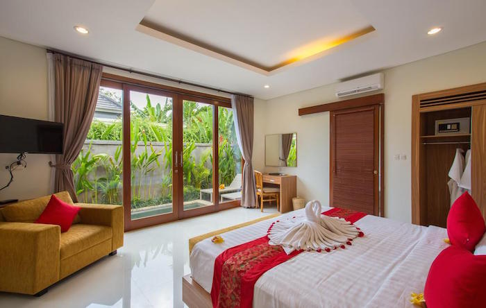 Muslim friendly Villa Istha Puri 2 Bali Indonesia