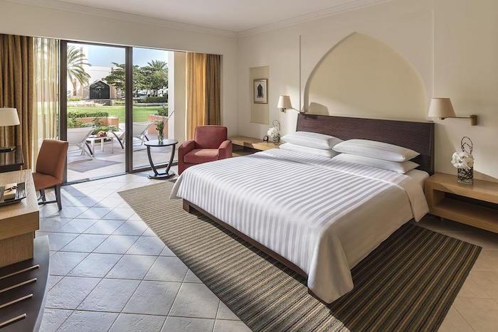 Five star hotel - Shangri La Barr Al Jissah in Oman