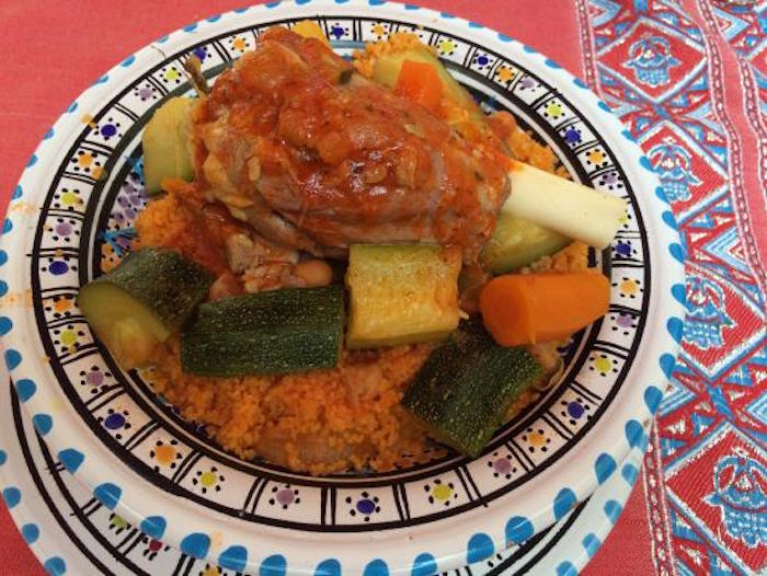 Halal food in Vienna - Le Couscous