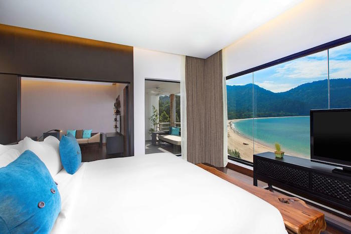 Best luxury hotels in Langkawi for Muslims - The Andaman Resort