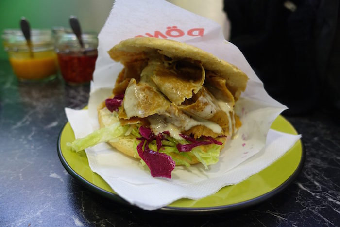 Halal restaurants in Vienna - Berliner Doner Wien