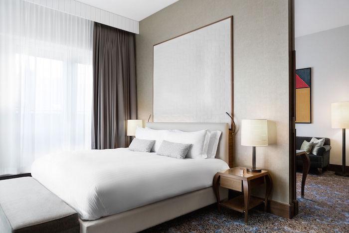 Halal top hotels in Vienna - Ritz Carlton