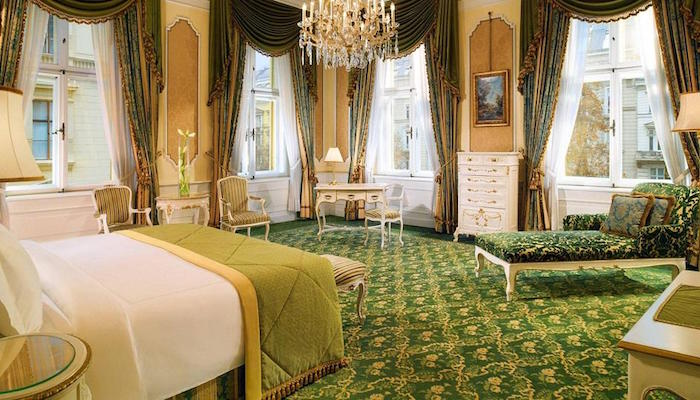 Hotel Imperial Vienna - Top hotels
