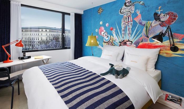 Muslim friendly hotels in Vienna - 25hours Hotel