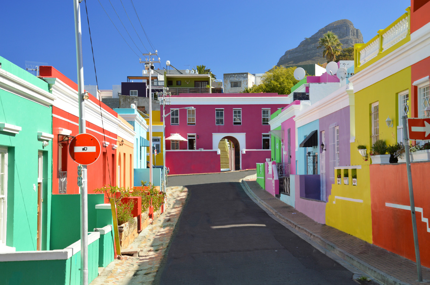 Muslim friendly winter holiday destinations - Bo Kaap