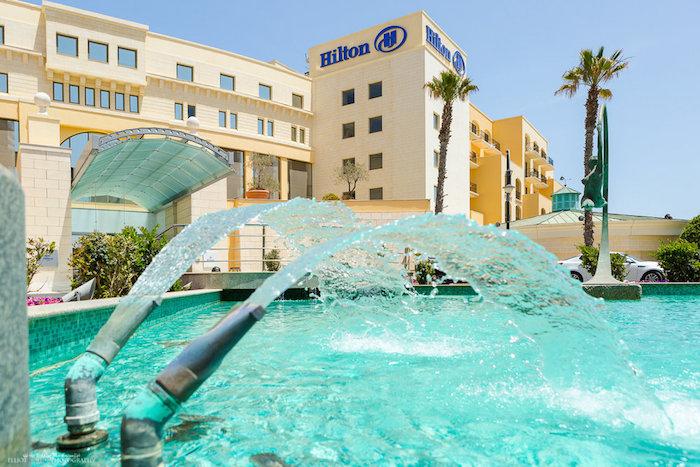 Hilton hotel Malta