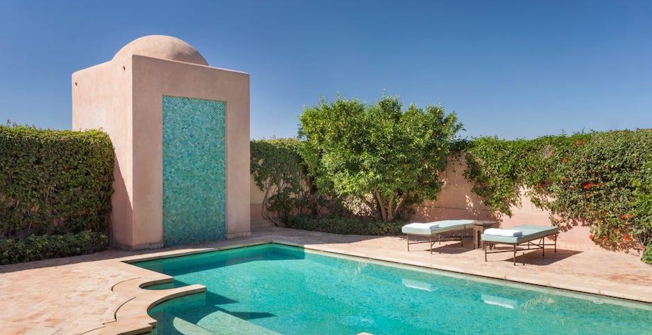 Amanjena Halal Resort in Marrakech