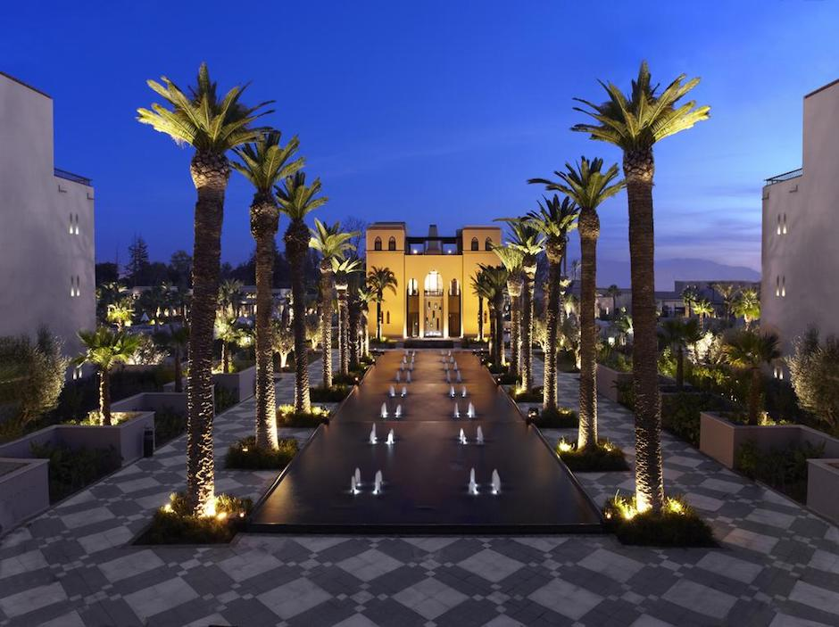 Halal Friendly Holiday Resort in Marrakech Morocco