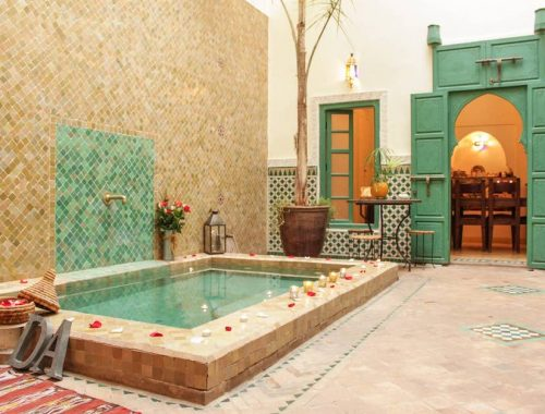 Private Villa for Muslims in Marrakech
