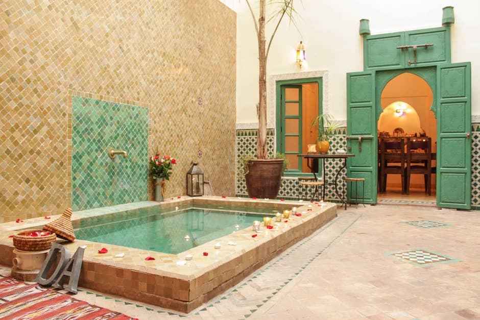 Private Villa for Muslims in Marrakech